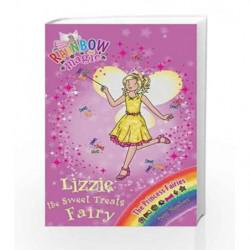 Rainbow Magic: The Princess Fairies: 110: Lizzie the Sweet Treats Fairy by Daisy Meadows Book-9781408312971