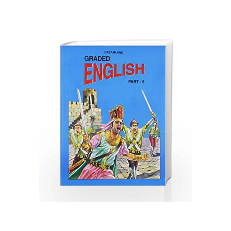 Graded English - Part 5 by NA Book-9781730126956