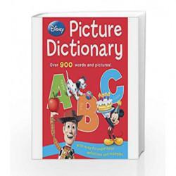 Disney Picture Dictionary by Alan Benjamin and Thea Feldman Book-9781445466743