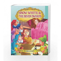 Snow White & The Seven Dwarfs (Uncle Moon's Fairy Tales) by NA Book-9781730119156
