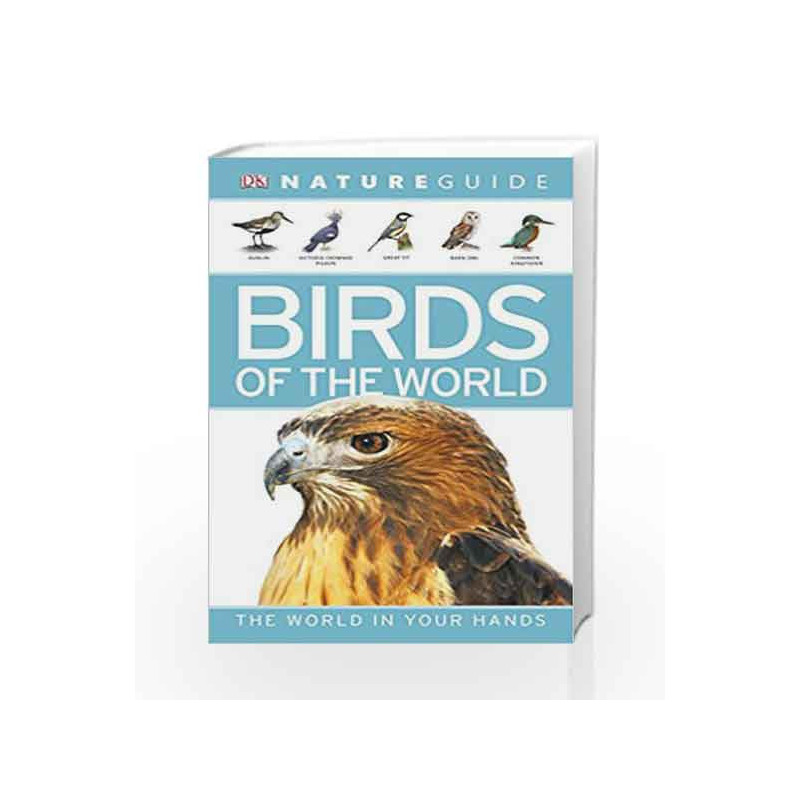 Nature Guide Birds of the World (Dk Nature Guide) by NA Book-9781405375856