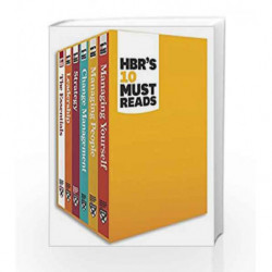 HBR's 10 Must Reads - Set by HBR Book-9781422184059