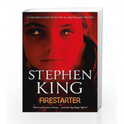 Firestarter by Stephen King Book-9781444708103