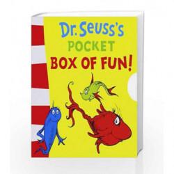 Dr. Seuss's Pocket Box of Fun! by Dr. Seuss Book-9780007442515