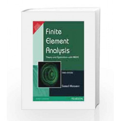 Finite Element Analysis Theory And Application With ANSYS by Moaveni Book-9788131760642