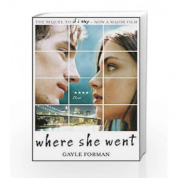 Where She Went (If I Stay) by Gayle Forman Book-9781849414289