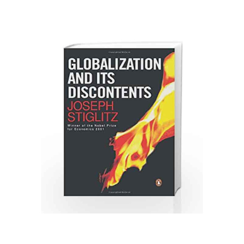 Globalization and its Discontents by Stiglitz, Joseph Book-9780143417811