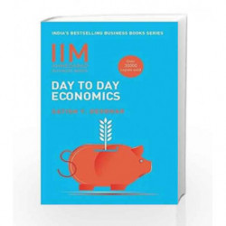IIMA - Day to Day Economics by Satish Y. Deodhar Book-9788184001631