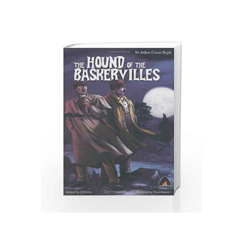 The Hound of the Baskervilles (Classics) by SIR AUTHUR CONAN DOYLE Book-9788190732666