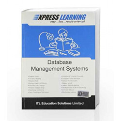 Express Learning Database Management Systems by ITL ESL Book-9788131760802