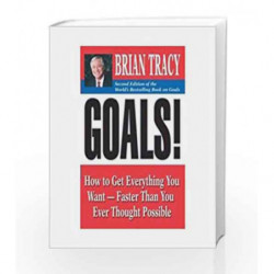 Goals! by Brian Tracy Book-9781609947002