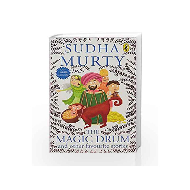The Magic Drum and Other Favourite Stories by Murty, Sudha Book-9780143333630