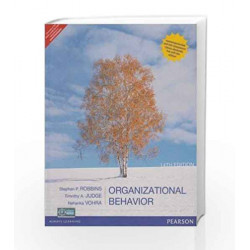 Organizational Behavior 14/E by Stephen P. Robbins Book-9788131760932