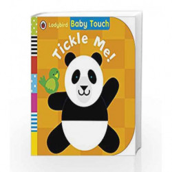 Baby Touch: Tickle Me! (Ladybird Baby Touch) by NA Book-9780723294948