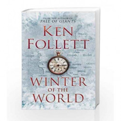 Winter of the World by Ken Follett Book-9780451418432