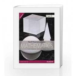 The IIT Foundation Series: Mathematics Class 9 (Old Edition) by Trishna Knowledge Systems Book-9788131761342