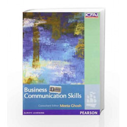 Business Communication Skills, 1e by ICFAI  Meeta Ghosh Book-9788131761403