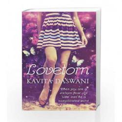 Lovetorn by Kavita Daswani Book-9780143332398