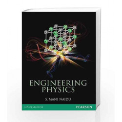 Engineering Physics, 1e by Mani Naidu Book-9788131761632