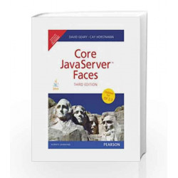 Core JavaServer Faces, 3e by Geary Book-9788131761922