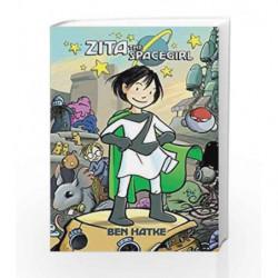 Zita the Spacegirl by Ben Hatke Book-9781596434462