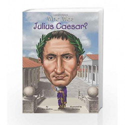 Who Was Julius Caesar? by Nico Medina Book-9780448480831