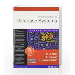 An Introduction to Database Systems (Old Edition) by C. J. Date Book-9788131762660