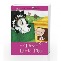 Ladybird Tales The Three Little Pigs by NA Book-9781409314202