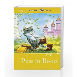 Ladybird Tales Puss in Boots by NA Book-9781409314271