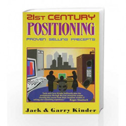 21st Century Positioning by KINDER GARRY Book-9788188452811