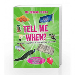 Tell Me When? (Tell Me Series) by NA Book-9780753728062