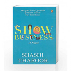 Show Business by Shashi Tharoor Book-9780143424321