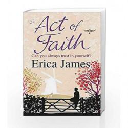 Act of Faith by Erica James Book-9780752883472