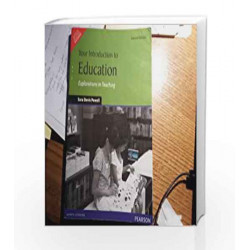 Your Introduction to Education: Explorations in Teaching, 2e by Powell Book-9788131765654