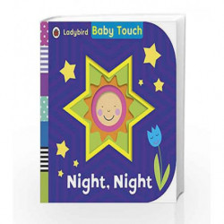 Baby Touch: Night, Night (Ladybird Baby Touch) by NA Book-9780723294955