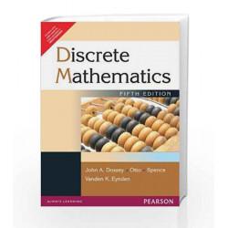 Discrete Mathematics by John A Dossey Book-9788131766262