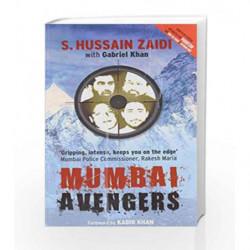 Mumbai Avengers by S. Hussain Zaidi Book-9789351363682