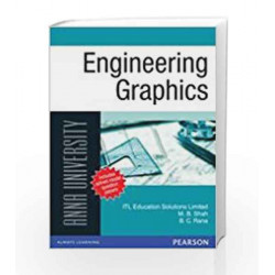 Engineering Graphics by ITL Education Solutions Limited Book-9788131766842