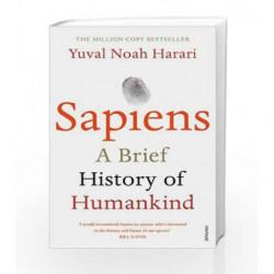Sapiens by Yuval Noah Harari Book-9780099590088