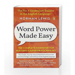 Word Power Made Easy by Norman Lewis Book-9780143424680