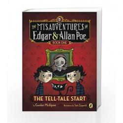 The Tell-Tale Start (The Misadventures of Edgar & Allan Poe) by Gordon McAlpine Book-9780142423462