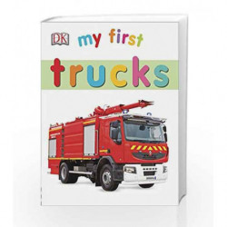 My First Trucks (My First Board Book) by NA Book-9780241185506