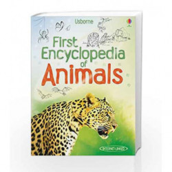 First Encyclopedia of Animals (Usborne First Encyclopedias) by Paul Dowswell Book-9781409522423