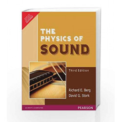 The Physics of Sound 3rd Edition by  Book-9788131768587