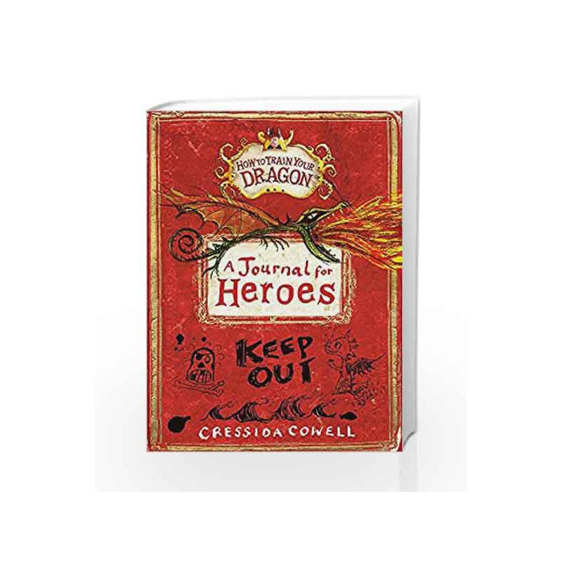 A journal for heroes how to train your dragon by cressida cowell a journal for heroes how to train your dragon by cressida cowell book ccuart Image collections