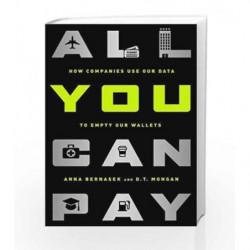All You Can Pay by Bernasek/Mongan Book-9781568584744