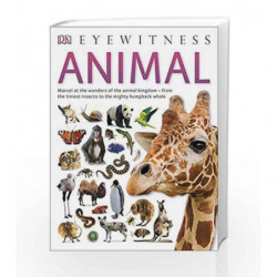 Animal (Eyewitness) by NA Book-9780241187760