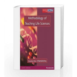 Methodology of Teaching Life Sciences by A Ramakrishna Book-9788131771198