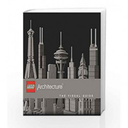 LEGO          Architecture The Visual Guide by Philip Wilkinson Book-9781409355724
