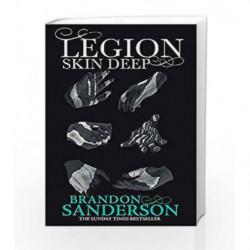 Legion: 0 by Brandon Sanderson Book-9781473212633